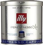 illy Iperespresso Kapseln Home, Caffè Lungo, 21 Espressokapseln