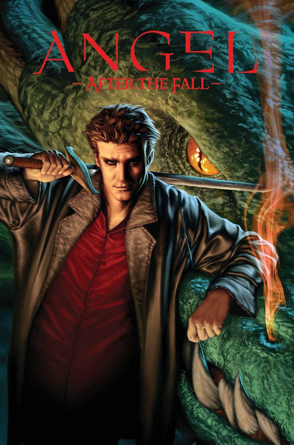 Angel: After the Fall, Vol. 1 ebook
