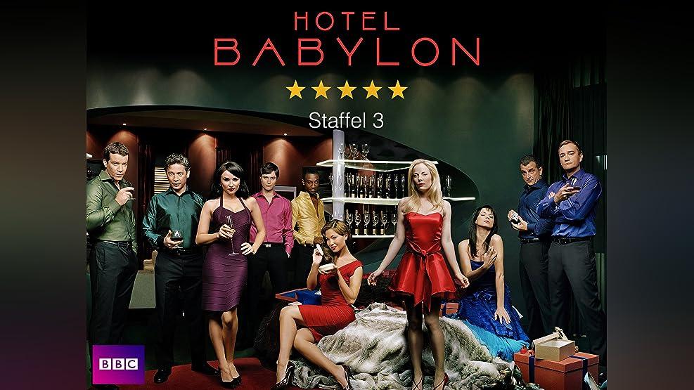 Hotel Babylon - Staffel 3 [dt./OV]