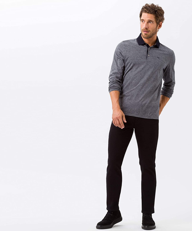 BRAX Men's Trousers Black