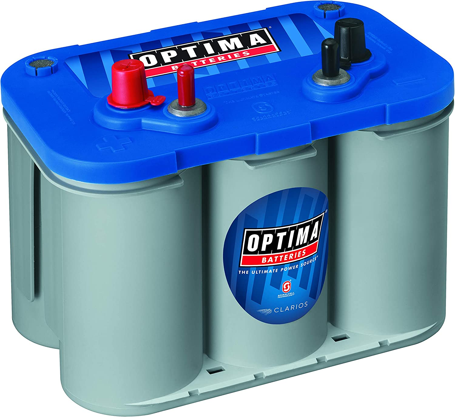 Optima Batteries 8016-103 D34M BlueTop Starting and Deep Cycle Marine RV Battery