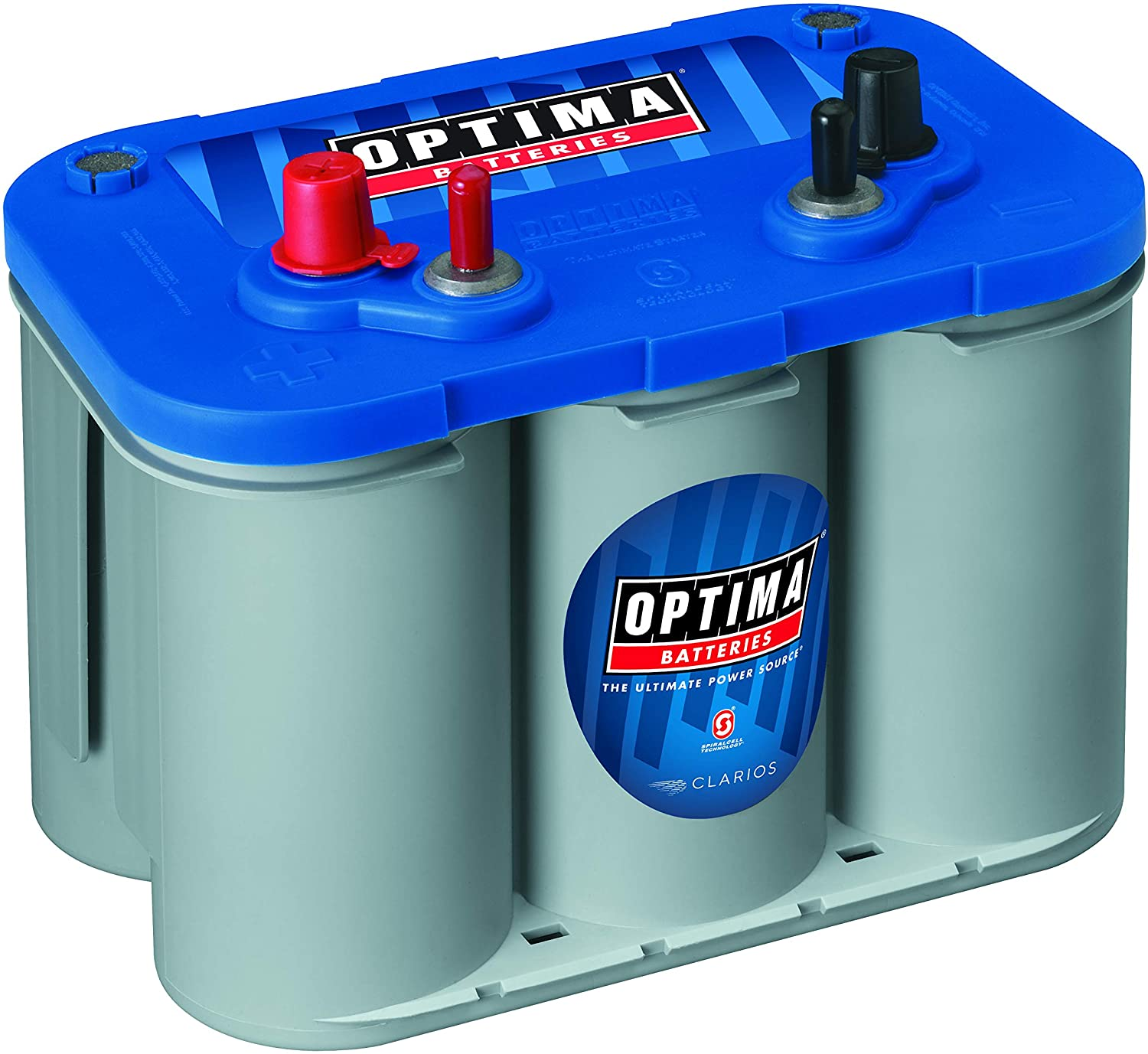 Optima Batteries Blue Top Starting and Deep Cycle