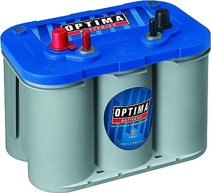 Amazon.com: Optima Batteries 8016-103 D34M BlueTop Starting and ...