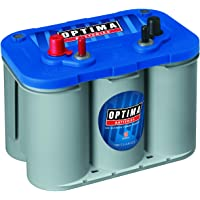 $276 » Optima Batteries 8016-103 D34M BlueTop Starting and Deep Cycle Marine Battery