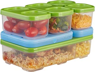 product image for Rubbermaid LunchBlox Entrée Kit, Green