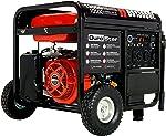 DuroStar DS13000E Gas Powered Portable Generator-13000 Watt Electric Start-Home Back Up