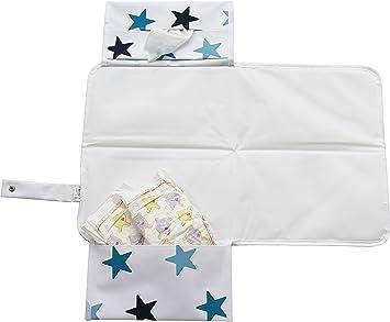 Amazon Com Dooky Matelas à Langer 3 En 1 étoiles Bleu Baby