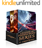 Legends of Dimmingwood Series: Books 4-6