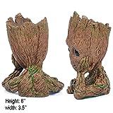 B-Best Guardians of The Galaxy Groot Pen Pot Tree