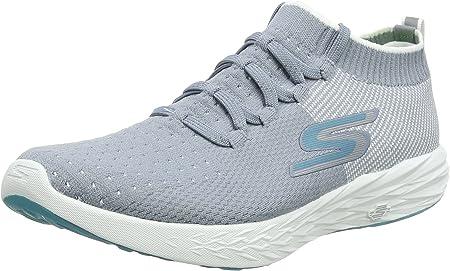 Skechers Go Run 6, Zapatillas Deportivas para Interior para Mujer