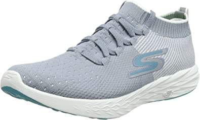 Skechers Performance Go Run 6, Zapatillas Deportivas para Interior para Mujer: Amazon.es: Zapatos y complementos