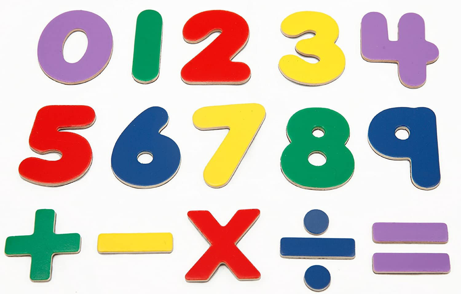 Amazon classic collection of wooden magnetic numbers math amazon classic collection of wooden magnetic numbers math symbols 75 numbers 25 math symbols great for preschool reading and writing numbers buycottarizona