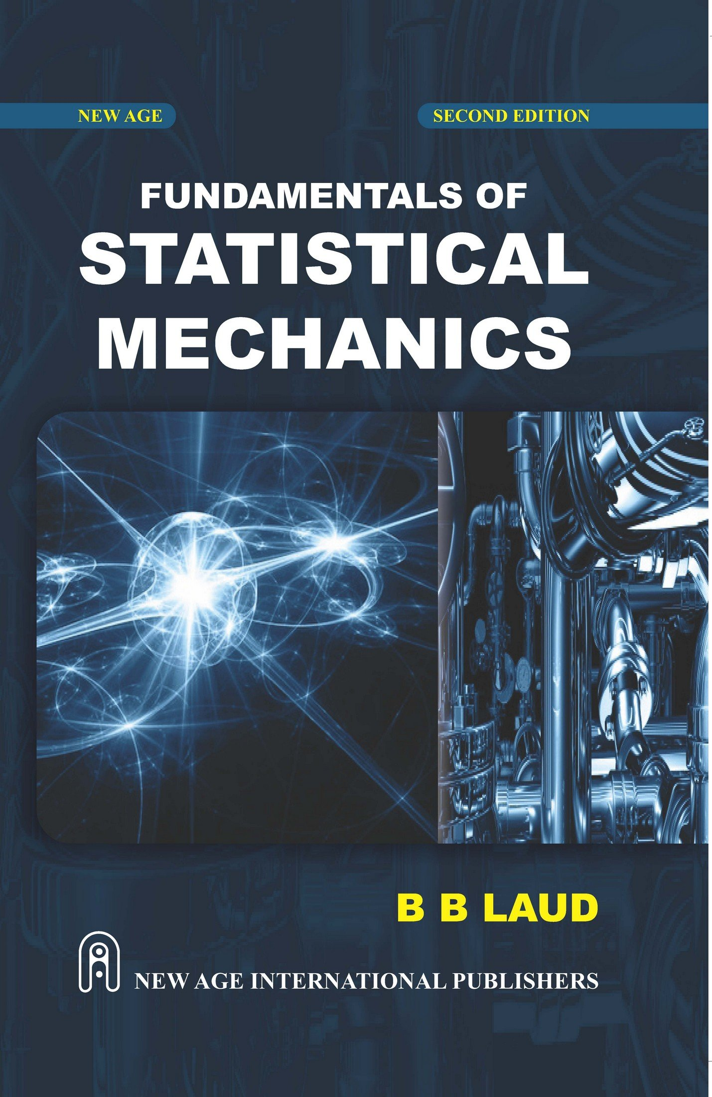 statistical mechanics by b b laud in