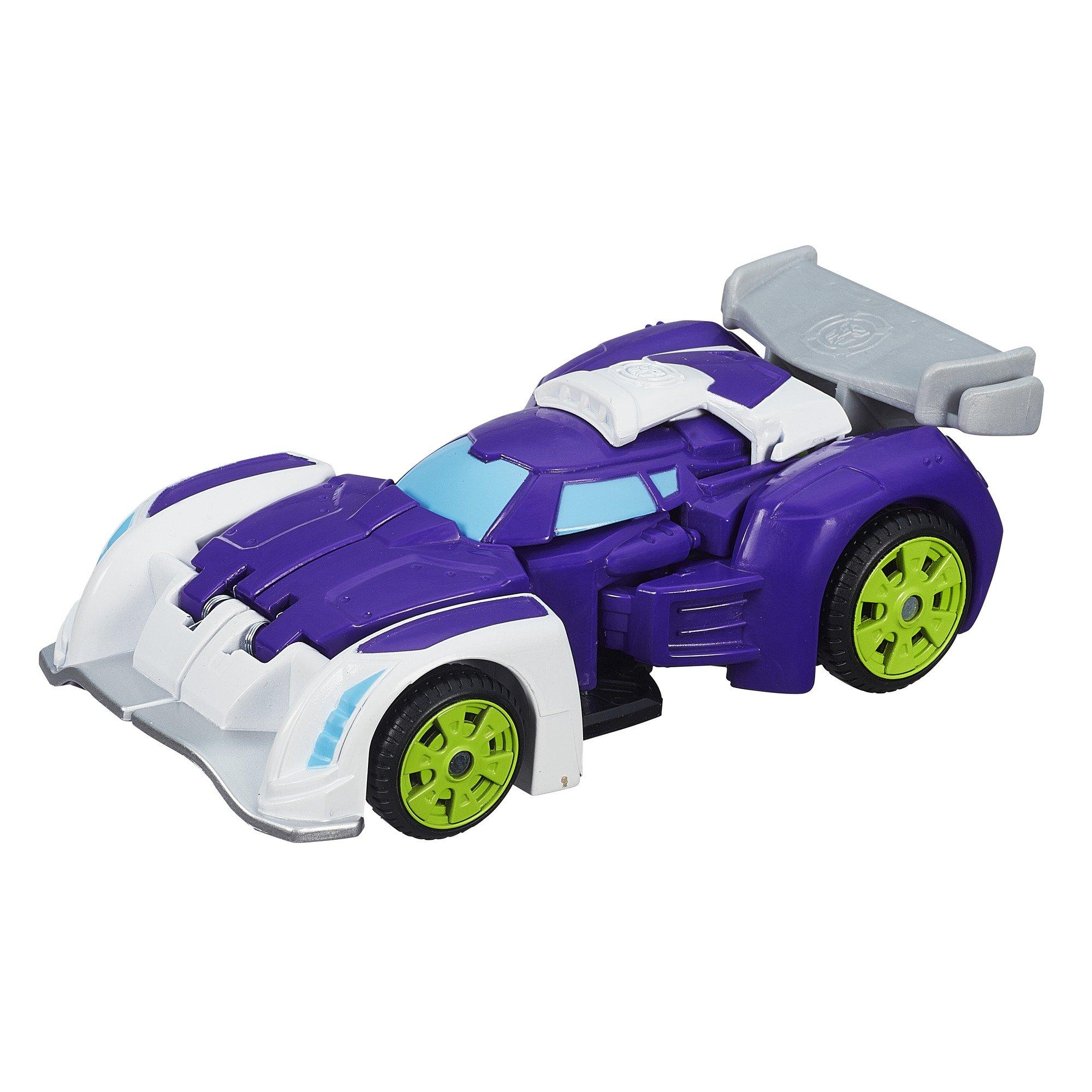 Playskool B1013 Heroes Transformers Rescue Bots Blurr Figure by Playskool (Image #3)