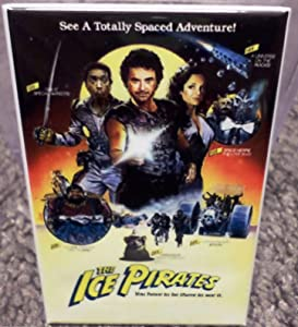 "Ice Pirates Movie Poster 2"" x 3"" Refrigerator Locker MAGNET"