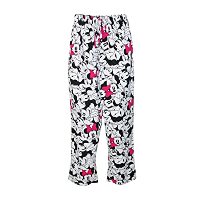 71d747ff6c Amazon.com  Disney Minnie Mouse Pajama Pants  Clothing