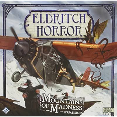 Eldritch Horror: The Mountains of Madness: Toys & Games [5Bkhe0302434]