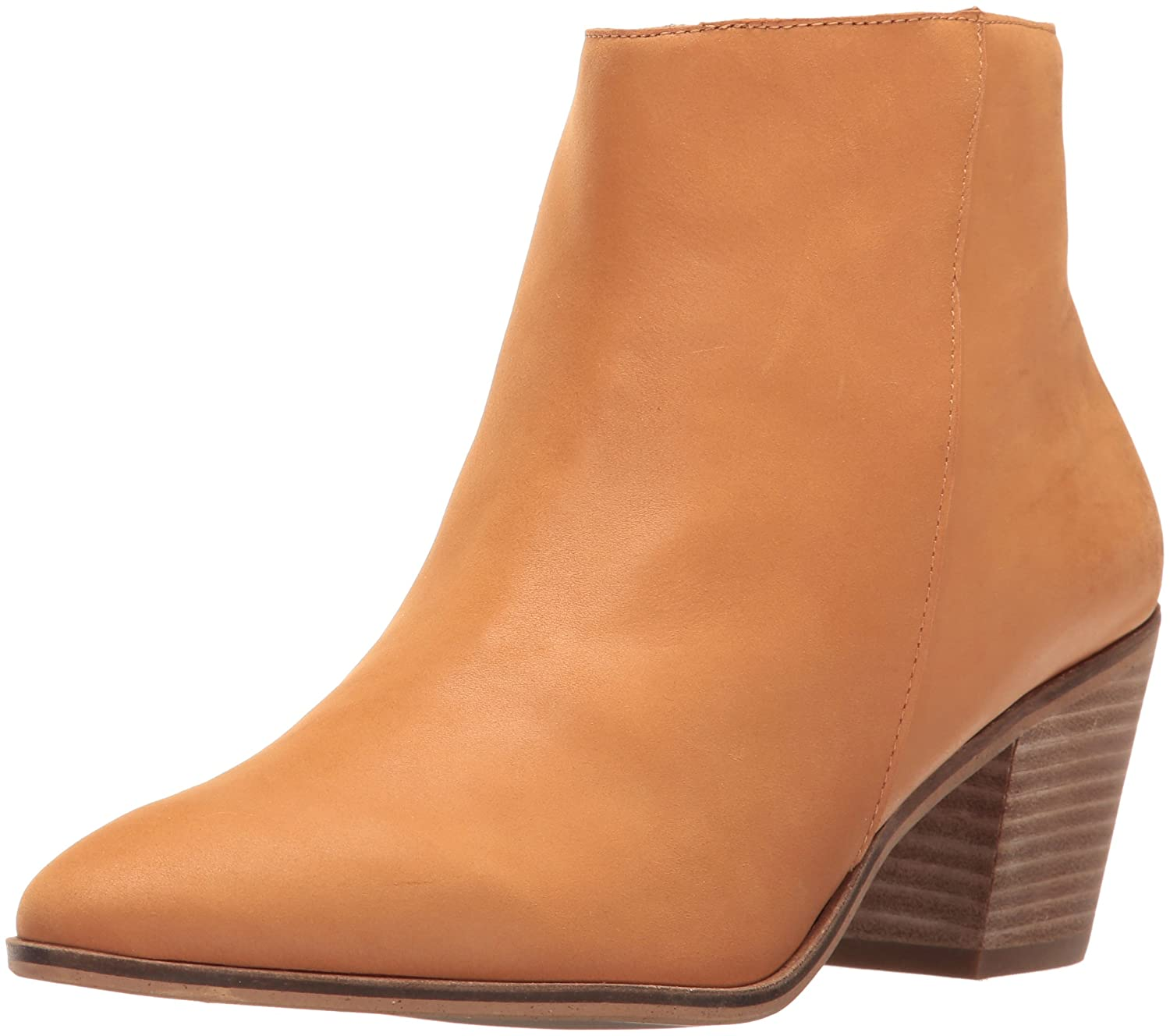 Lucky Brand Women's linnea3 Ankle Bootie B01LY6H4CV 6 B(M) US|Cafe