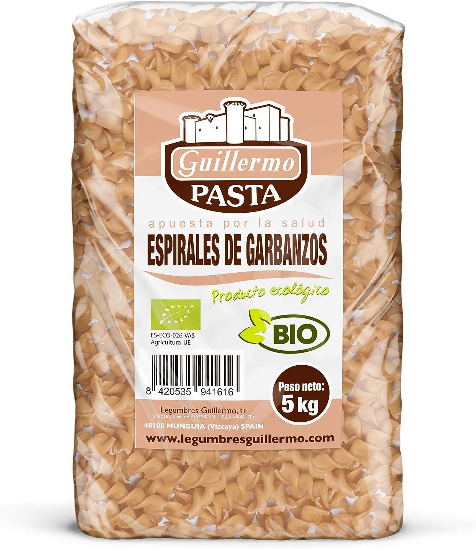 Guillermo Horeca Espirales de Garbanzos Ecológicos BIO Granel ...