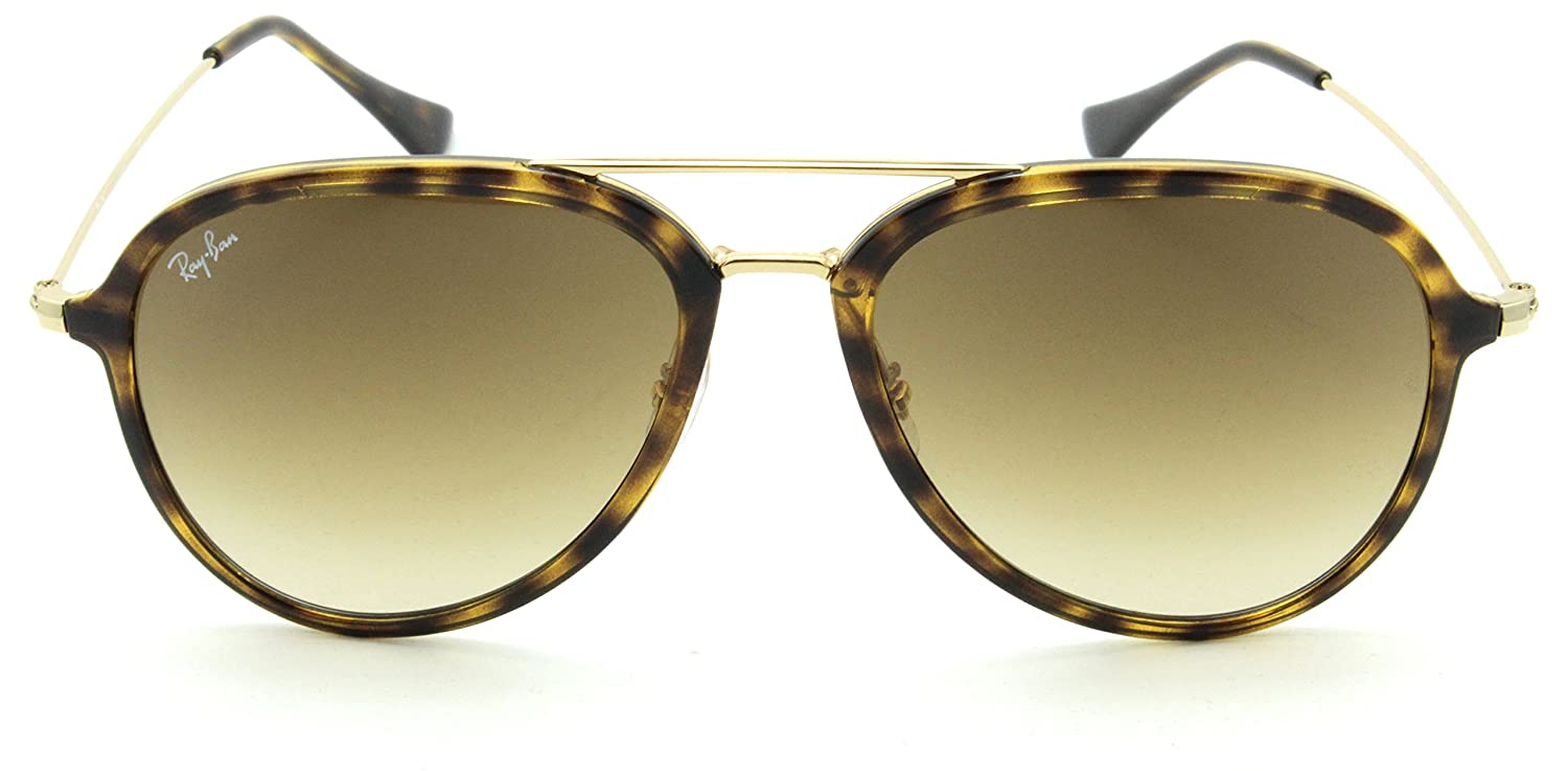 Amazon.com  Ray-Ban RB4298 Unisex Pilot Gradient Sunglasses 710 51 - 57mm   Clothing 0f51cea068