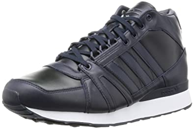 c18ef34d0dc3 adidas - White Mountaineering ZX 500 Hi Shoes - Blue - 10  Amazon.co ...