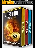 The Alicia Myles Series: Books 1 - 3 (The Alicia Myles Series Boxset 1)