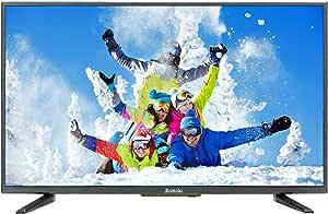 "Komodo by Sceptre 32"" 720p MHL HDMI X2 LED HDTV, Metal Black 2019 (KX-322)"