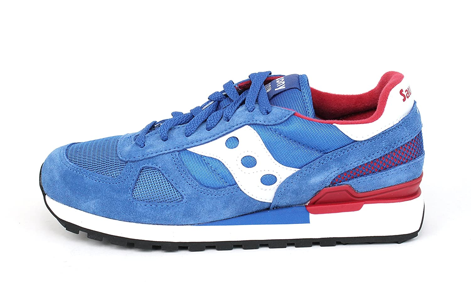 new product 9926a 882ad Saucony Shadow Original Blue/White S2108-593 (Size: 9.5 ...