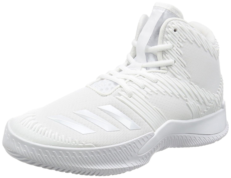 [アディダス]  バスケットシューズ SPG B01N78J4IU 24.5 cm ランニングホワイト/ランニングホワイト/ランニングホワイト