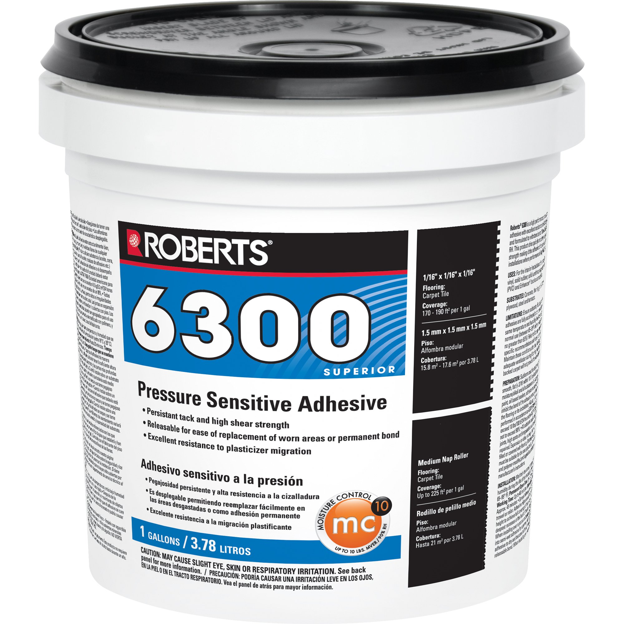 Roberts R6300-1 Vinyl Adhesive