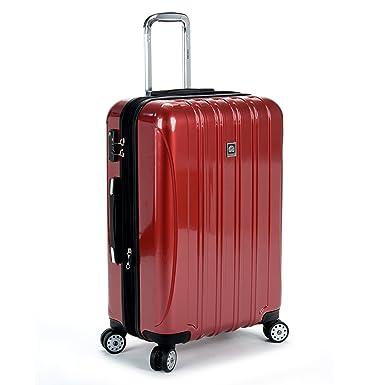 Amazon.com | Delsey Luggage Helium Aero 25 Inch Expandable Spinner ...