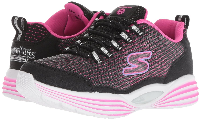Skechers Girl's Luminators Luxe Sneakers: Buy Online at Low