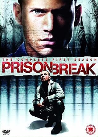 Amazon Com Prison Break The Complete First Season Dvd Movies Tv