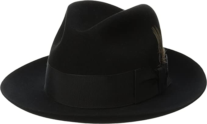 Stetson Temple Royal Deluxe Fur Felt Sovereign Quality