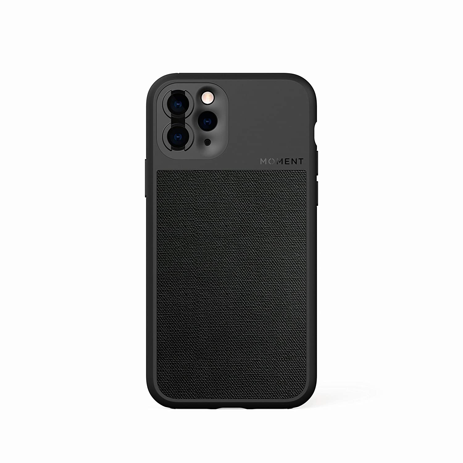 Funda Moment Para iPhone 11 Pro (black Canvas)