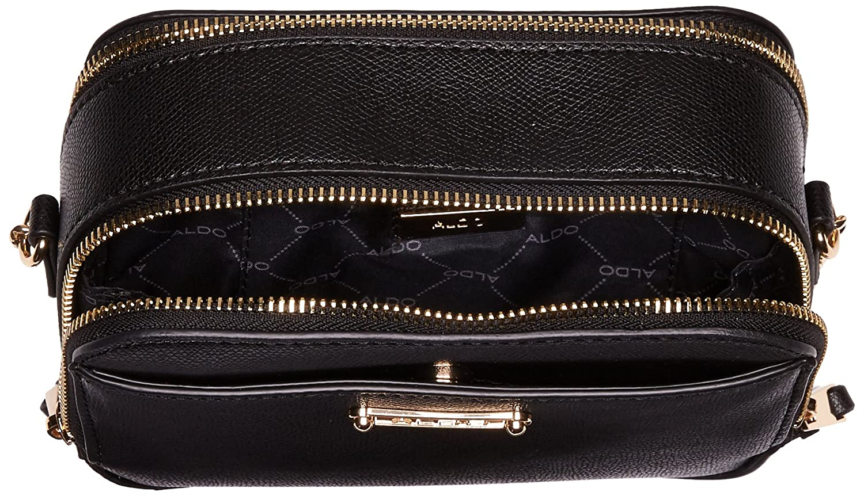 7b10b99f24f Buy Aldo Women s ROVITOLO Camera Bag (Black) Online at Low Price in India