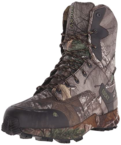 ce35e29fb1e Rocky Broadhead Waterproof 800G Insulated Outdoor Boot