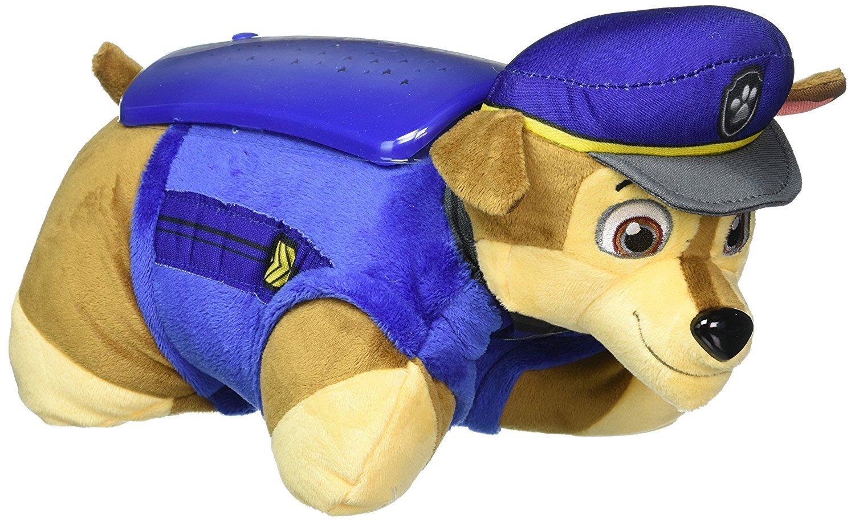 Nickelodeon Paw Patrol Pillow Pets Chase Dream Lites