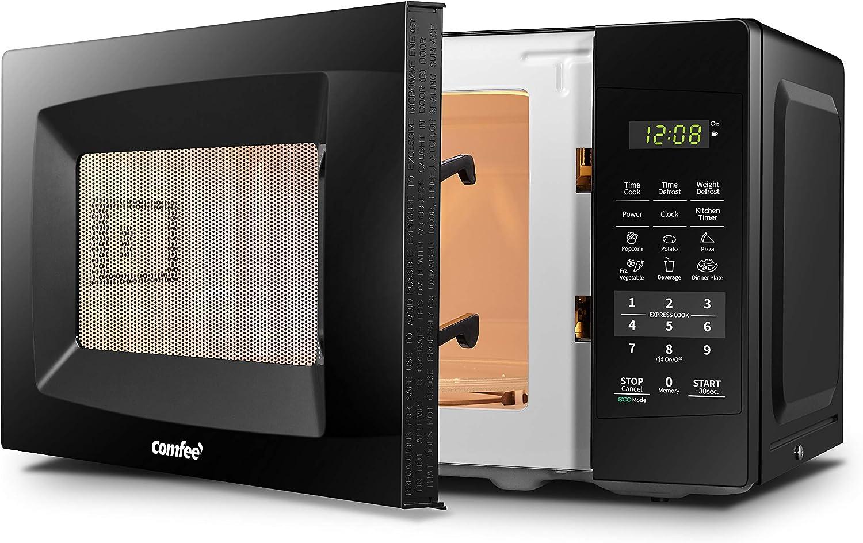 Amazon.com: Comfee EM720CPL-PM Horno de microondas con ...