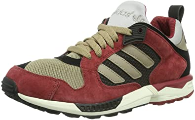 adidas Originals D6556, Bas mixte adulte - Rouge - Rot (St Nomad Red S14
