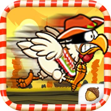 Amazon.com: The Funky Chicken Ninja: Appstore for Android