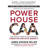 Powerhouse: The Untold Story of Hollywood's Creative Artists Agency book cover
