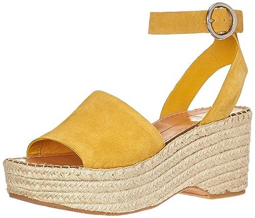 a503b789db Dolce Vita Women's's Lesly Espadrille Wedge Sandal: Amazon.co.uk ...
