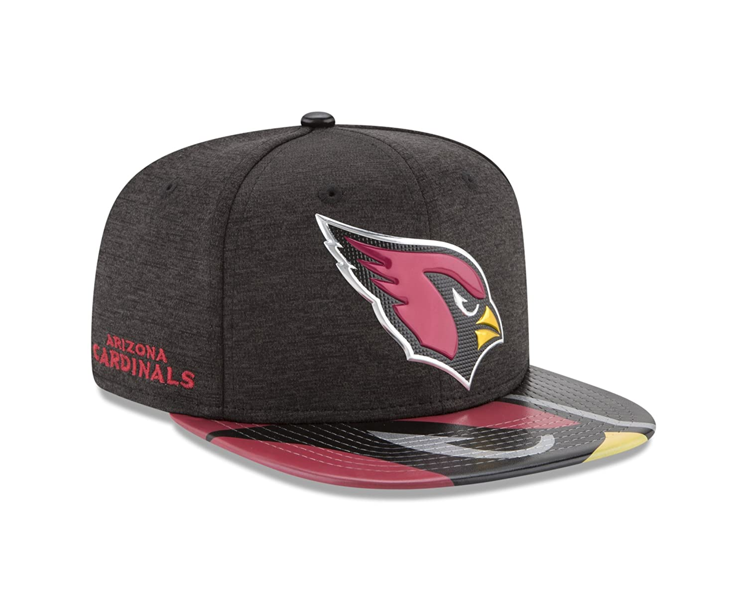 timeless design 76a0b 49016 ... best price amazon new era nfl arizona cardinals 2017 draft on stage 9fifty  snapback cap one