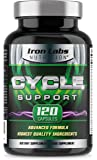 Cycle Support - Iron Labs Nutrition: On Cycle Protection & Liver Assist (120 Capsules)