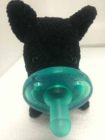 Amazon.com: PREMIUM – Peluche para bebé animal Chupete Buddy ...