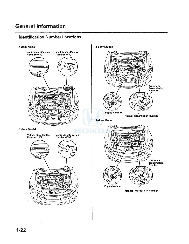 Amazon.com: bishko automotive literature 2008 2009 2010 2011 2012 Honda  Accord (4 Cylinder ONLY) Service Repair Manual CD: Automotive