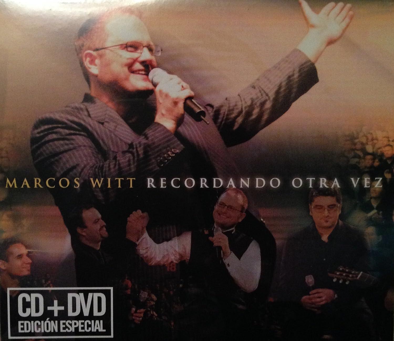 dvd marcos witt recordando otra vez