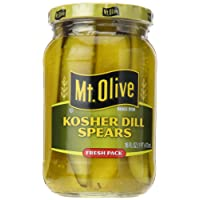 Mt Olive Kosher Dill Spears 473ml