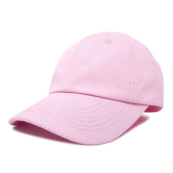 Buy DALIX Toddler Hats for Girls Baseball Cap Kids Hat Infant Girl Caps  Light Pink at Amazon.in